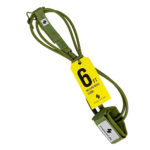 6FT MEDIUM WAVE LEASH CODE